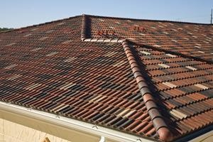 A well maintained roof will increase the value of your home
